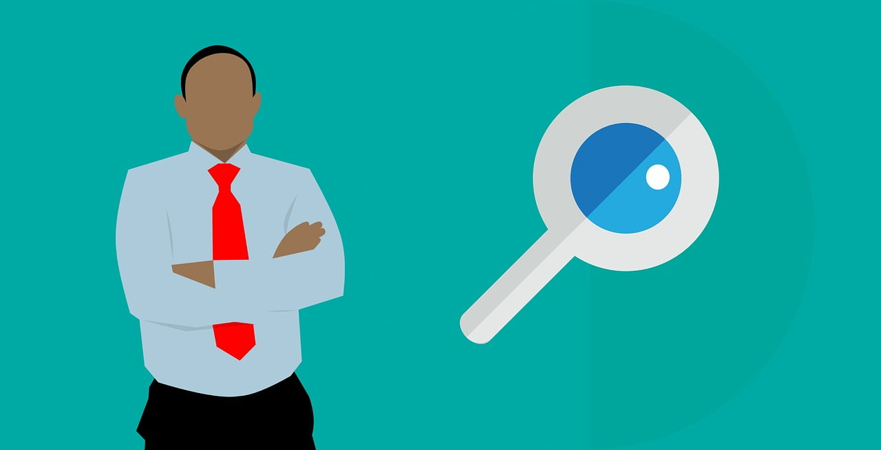 Business Man Analytics Seo Search - mohamed_hassan / Pixabay