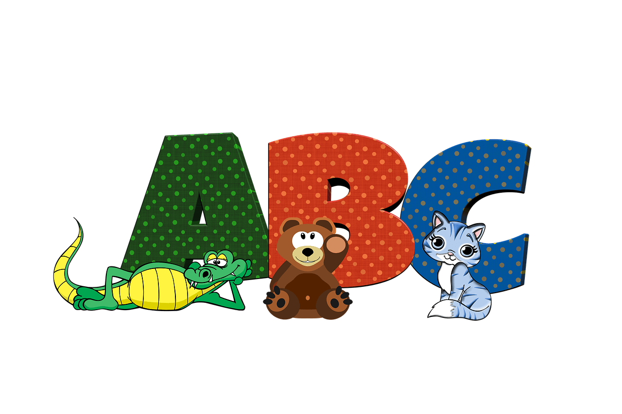 Abc Alphabet Education Dictionary - geralt / Pixabay